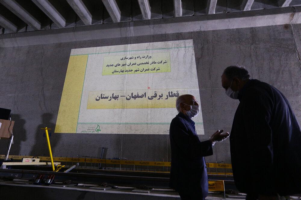 پاداش مشروط سازمان برنامهوبودجه به پروژه مترو بهارستان