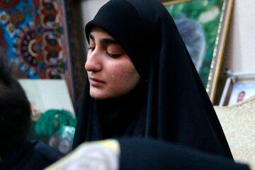 دختر سردار سلیمانی ازدواج کرد؟ + عکس