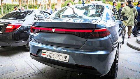 کا ۱۳۲ ایران خودرو به فروش می رسد + جزییات سال ۹۹ و عکس