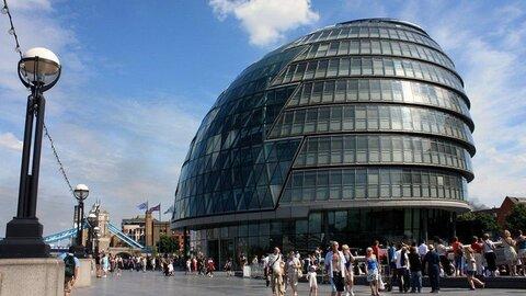 تغییر محل ساختمان شهرداری لندن به علت گسترش کرونا