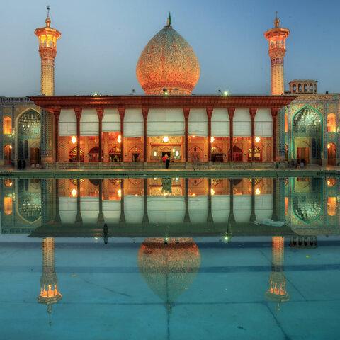 روز بزرگداشت حضرت شاهچراغ در دهه کرامت ۹۹ + جزییات زندگی سید میر احمد