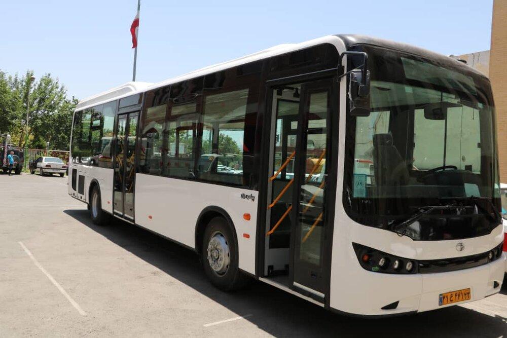 امکانات اتوبوسها و مینی بوسهای جدید در ناوگان تهران