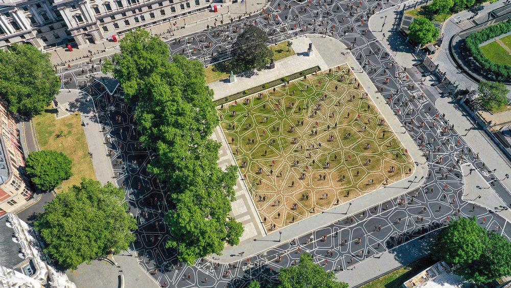 طراحی مجدد شهرها در واکنش به کرونا