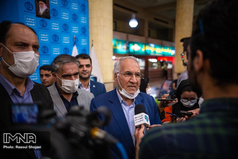 اصفهان در آستانه انقلاب عمرانی/ افتتاح پروژههای ملی تا پایان سال