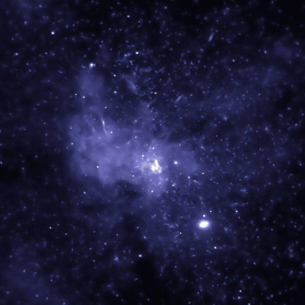 از  سیاهچاله کمان ای* چه میدانید؟