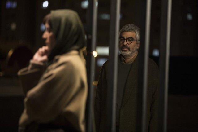 """سروش صحت و رعنا آزادیور در """"لحظهای و دیگر هیچ"""""""