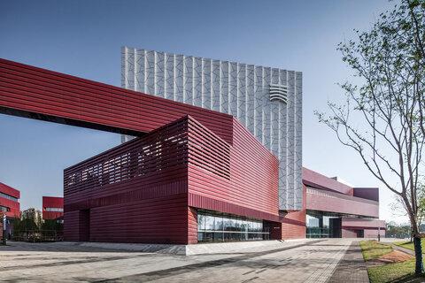 فضای عمومی شهر در قالب موزه هنر هونان