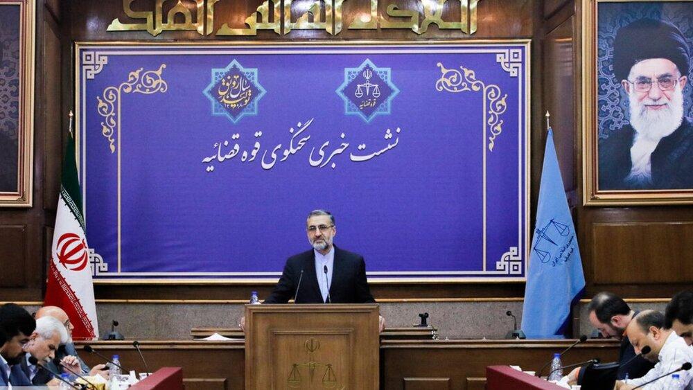 """صدور حکم اعدام برای """"زم""""/آخرین جزئیات پرونده قاضی منصوری"""