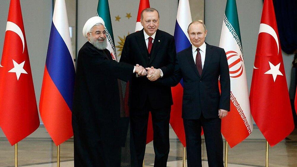 روسای جمهور ایران، روسیه و ترکیه فردا درباره سوریه گفتوگو خواهند کرد