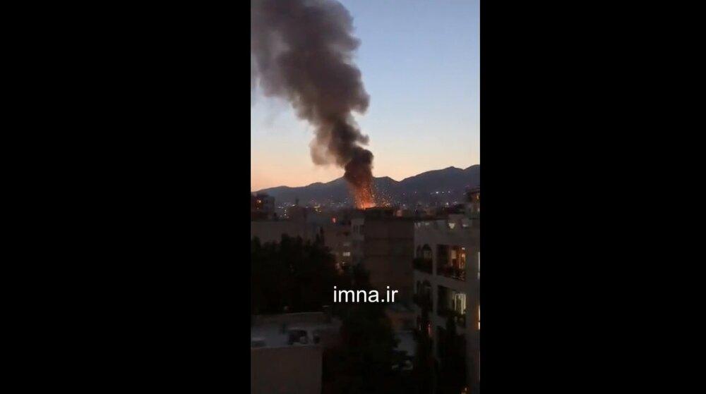 دلیل انفجار کلینیک درمانی شمال تهران چه بود؟