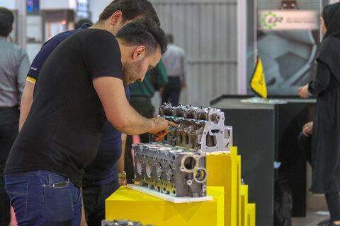 شانزدهمین نمایشگاه قطعات خودرو اصفهان برگزار میشود