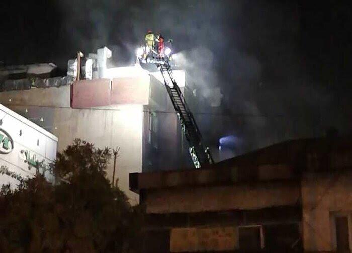 با مقصران آتشسوزی کلینیک سینا برخورد شود