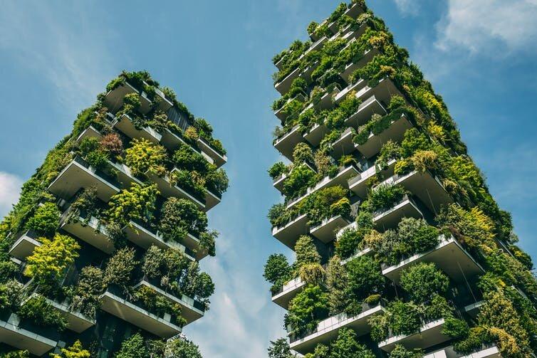 بام سبز؛ تکنولوژی پیشرفته معماری شهرها