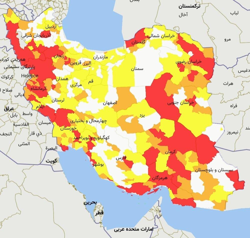عبداللهی: نیروهای بهداشتی سپاه با تمام قوا در استانهای قرمز حضور دارند