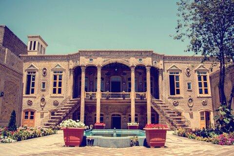 Daroogheh Historical House in Mashhad