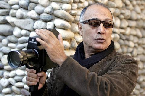 برپایی نمایشگاه آثار عباس کیارستمی در پاریس