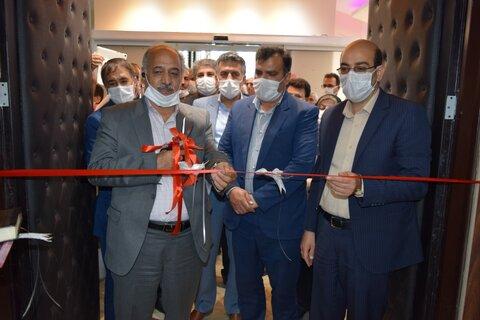 افتتاح سه پروژه عمرانی و روستایی در نجفآباد