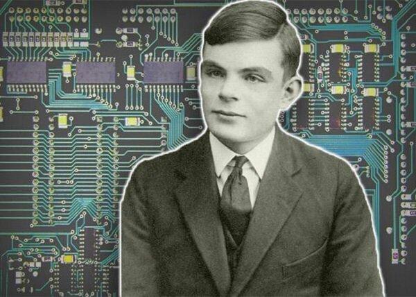 پدر علم کامپیوتر از تولد تا مرگ