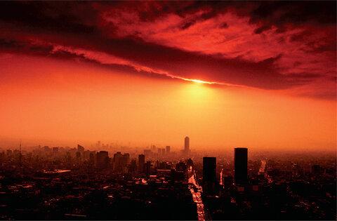 نقش ساخت و ساز در افزایش دمای شهر