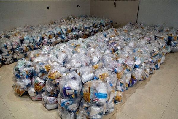 ارسال یک میلیون بسته اقلام بهداشتی ضدکرونایی به استانهای قرمز کشور