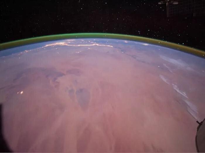 ۳ مهمان مریخ در سال نو