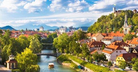 پایتخت اسلوونی میزبان جنگل شهری میشود