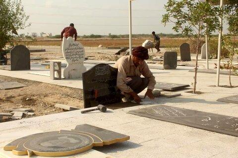 """فوتشدگان کرونایی در آرامستان """"بهشت کریمان"""" دفن میشوند"""