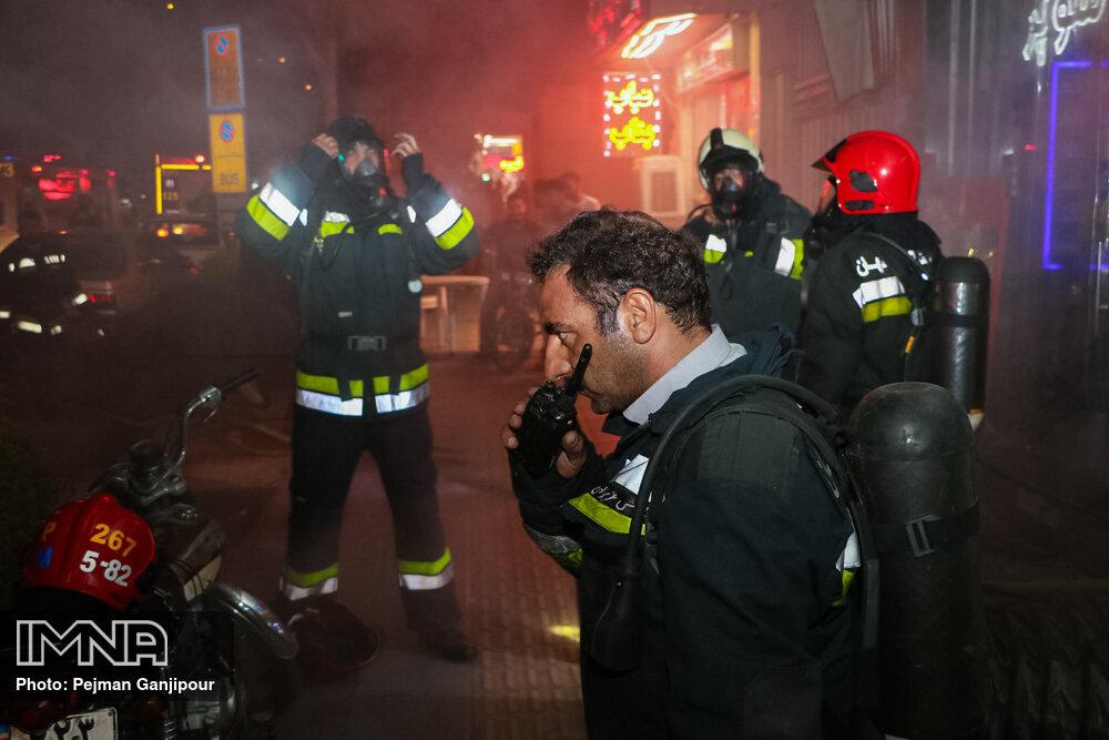 سوختگی شدید بانوی ۲۳ ساله بر اثر انفجار نشت گاز