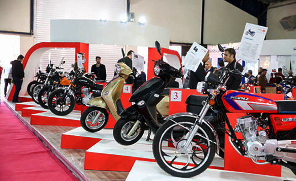 بازار تخصصی فروش موتورسیکلت در اصفهان ایجاد میشود
