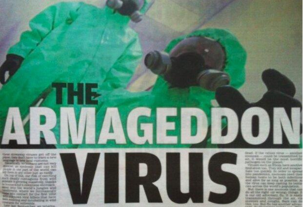 ویروس آخرالزمان