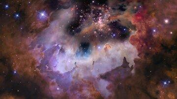 وسترلاند ۲؛ محل زایش ستارگان جوان