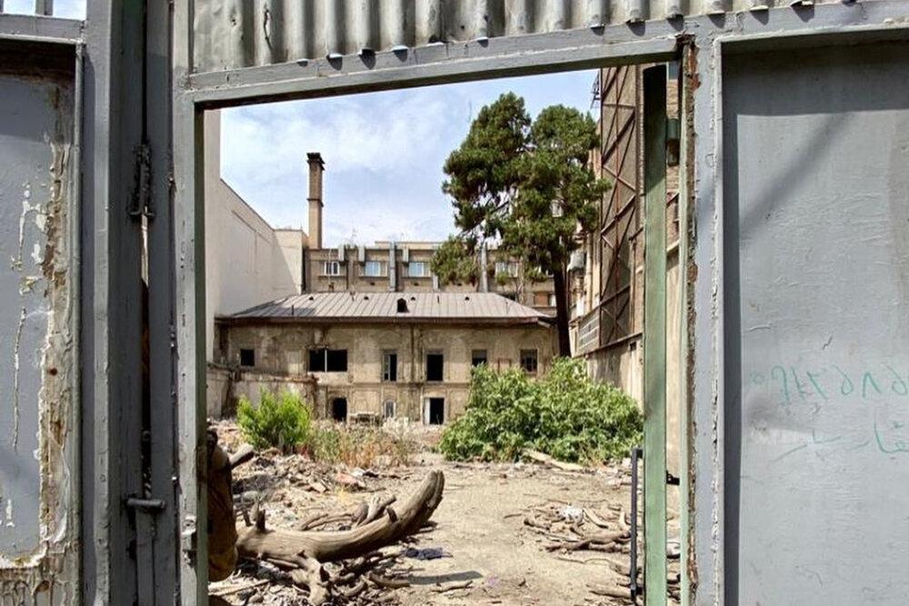 تیرهروزی خانه معینالتجار بوشهری