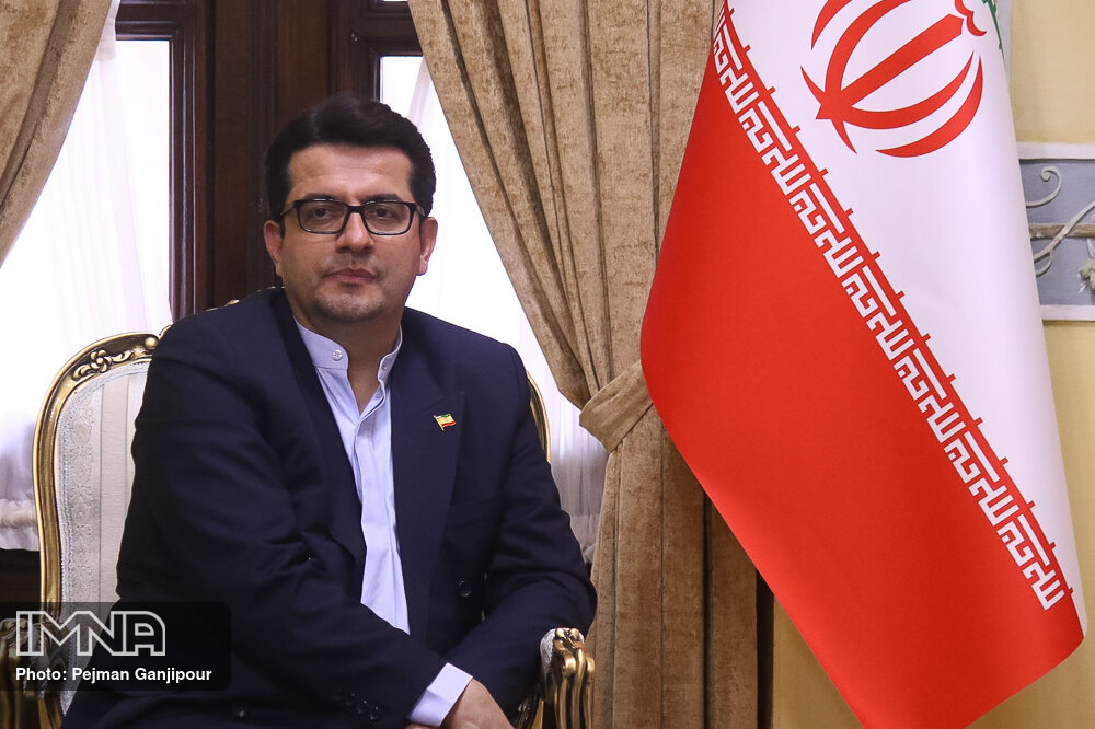 موسوی: ایرانیان ملت صلح طلبی هستند