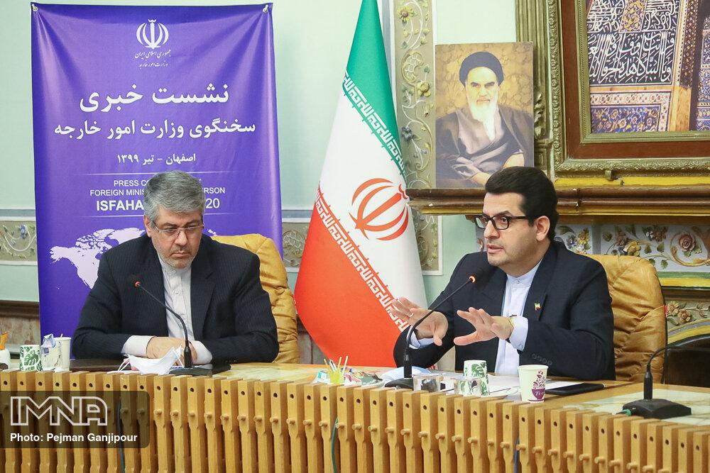 شهرداری اصفهان ظرفیت فوقالعادهای برای دیپلماسی شهری ایران دارد