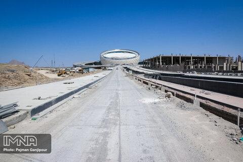مرکز همایشهای بین المللی اصفهان تا پایان سال به بهره برداری می رسد