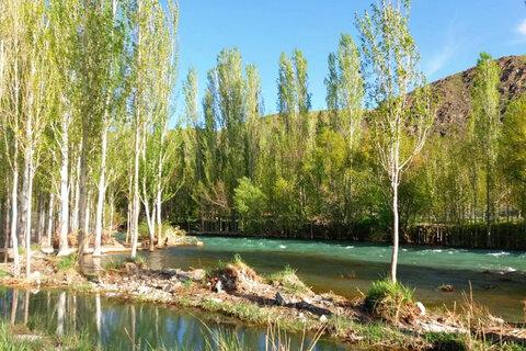 طرح ساماندهی رودخانه اناربار گلپایگان آغاز شد