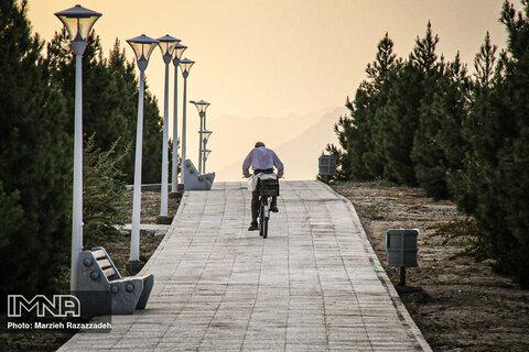 فضای سبز و منظر شهری یزد کیفی سازی میشود