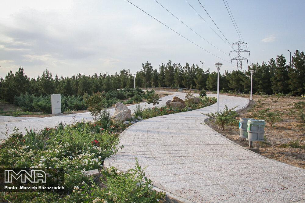 دومین پارک بانوان در اردبیل عملیاتی میشود