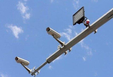 نصب دوربین ثبت تخلفات در ۳۳ نقطه شهر مشهد