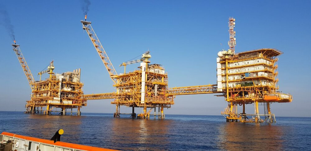 South Pars phase 12 produces 14bcm gas