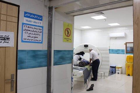 مرکز توانبخشی بیمارستان کاشانی ارتقا یافت/ارائه خدمات ویژه به بیماران با ۴۵۰۰ تومان
