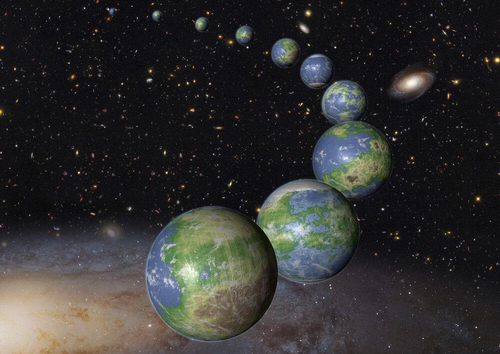 چند سیاره  مشابه زمین در کهکشان راه شیری وجود دارد؟