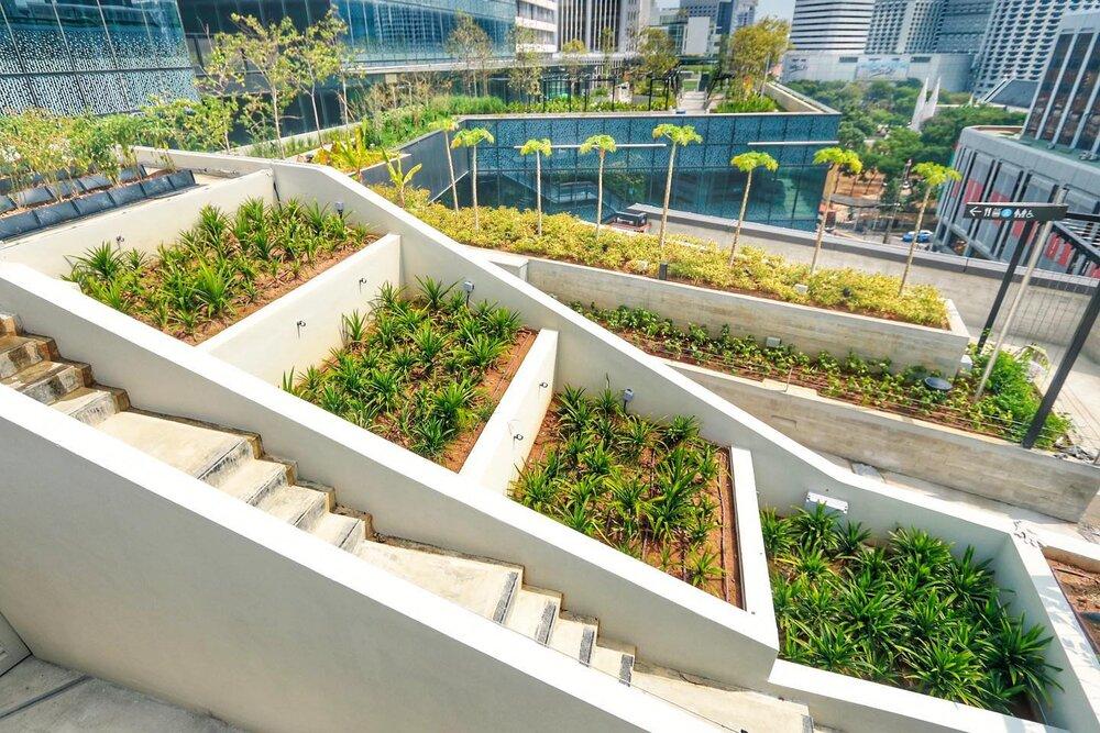 بامهای سبز؛ راهکاری برای مقابله با گرمای ۲۰۲۱ در اتریش