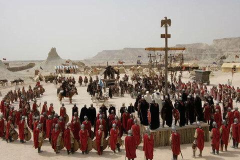 ادامه ساخت سلمان فارسی از مردادماه / سمنان جایگزین ترکیه شد