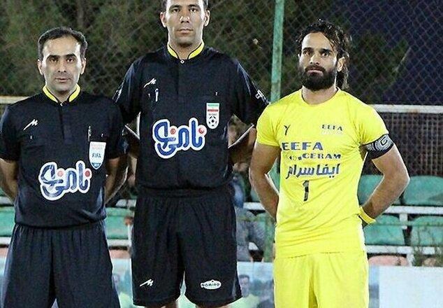 نادری، حکم علی دایی را در فوتبال دارد