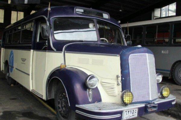 موزه اتوبوسهای قدیمی در تهران راهاندازی میشود