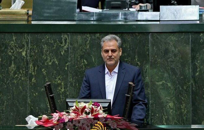اعلام وصول سوال ملی خضریان از وزیر جهاد کشاورزی