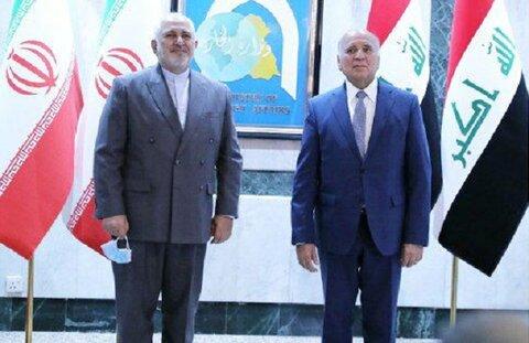 وزیر خارجه عراق به ایران میآید