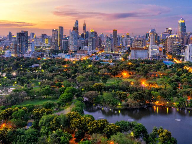 ایجاد زیرساختهای سبز برای دستیابی به شهرهای پایدار