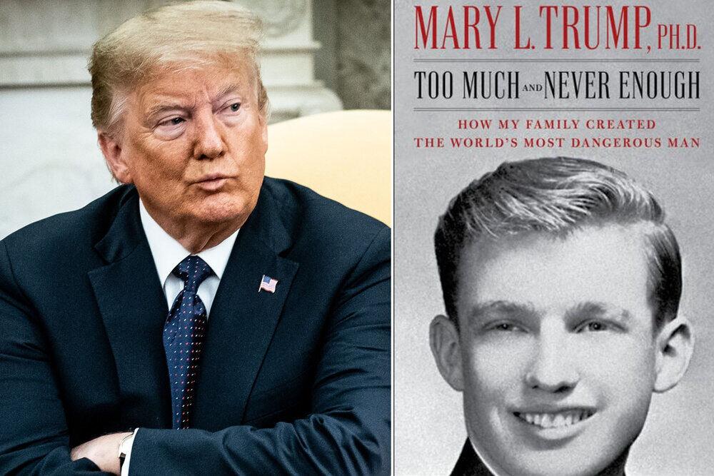 ترامپ؛ سوژه افشاگری نویسندگان آمریکایی